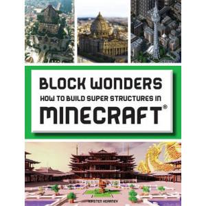 Block Wonders: Super Structures Created in Minecraft