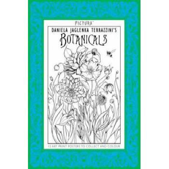Pictura Poster Book - Botanicals