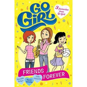 Go Girl! Friends Forever: 3 Favourites from Go Girl!