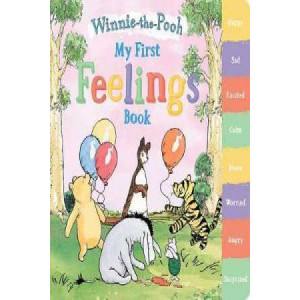 My First Feelings Book