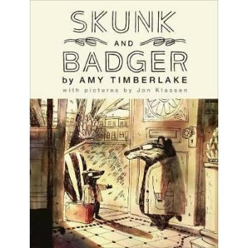 Skunk and Badger: Skunk and Badger 1