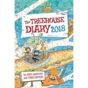 91 Storey Treehouse: Diary