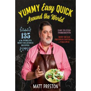 Yummy, Easy, Quick: Around the World