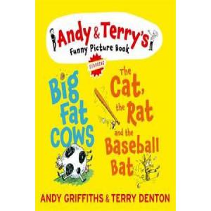 Cat, The Rat & The Baseball Bat & Big Fat Cows