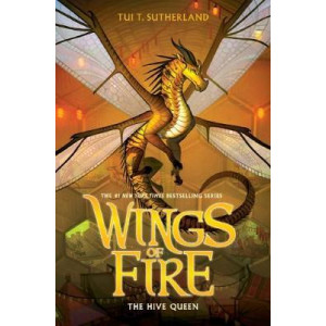 Wings of Fire #12: The Hive Queen