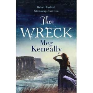 Wreck: Rebel. Radical. Stowaway. Survivor, The