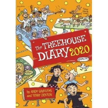 117-Storey Treehouse: Diary, The