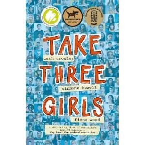 Take Three Girls: New Cover