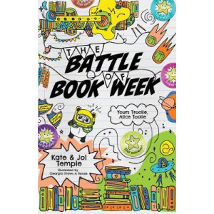 Battle of Book Week, The: Yours Troolie, Alice Toolie 3