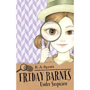 Friday Barnes 2: Under Suspicion
