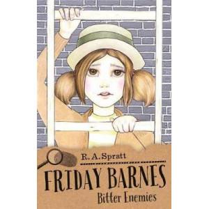 Friday Barnes 7: Bitter Enemies