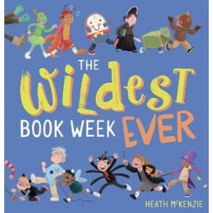 Wildest Book Week Ever, The