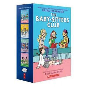 Babysitters Club Colour Graphix 1-4 Box Set, The