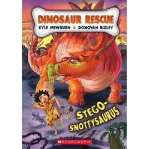 Dinosaur Rescue #2: Stego-snotty-saurus