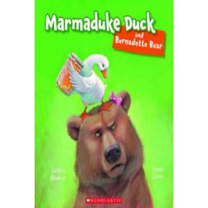 Marmaduke Duck & Bernadette Bear