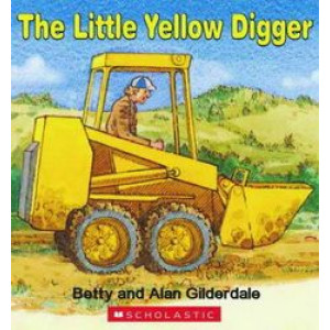 Little Yellow Digger : Boardbook