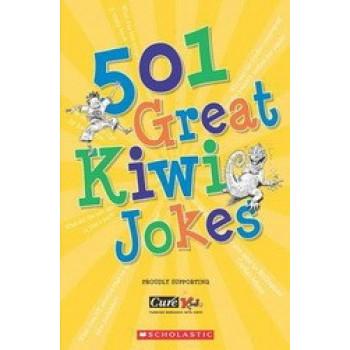 501 Great Kiwi Jokes