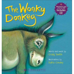 Wonky Donkey: Board Book