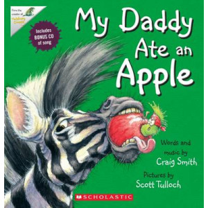 My Daddy Ate an Apple with CD