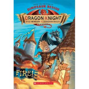 Dragon Knight #1: Fire!
