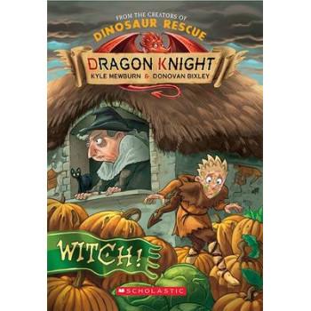Dragon Knight #3: Witch!