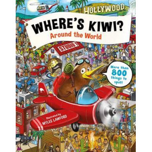Where's Kiwi Around the World OP