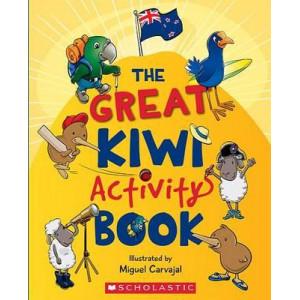 Great Kiwi Activity Book