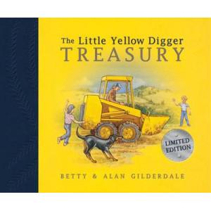 Little Yellow Digger Treasury