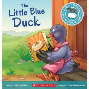 Little Blue Duck