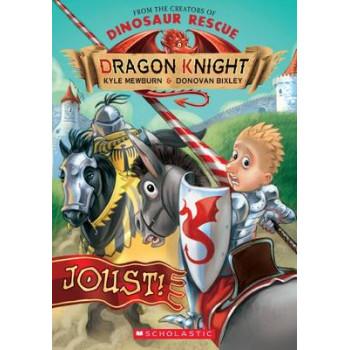Dragon Knight #5: Joust!
