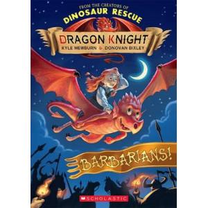 Dragon Knights #6: Barbarians!
