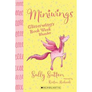 Glitterwing's Book Week Blunder