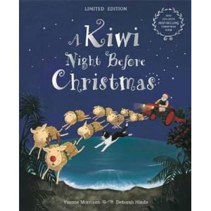 Kiwi Night Before Christmas