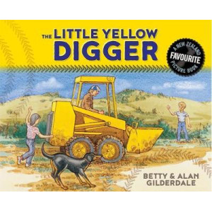 Little Yellow Digger gift edition