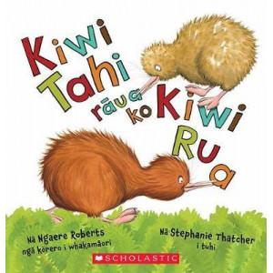 Kiwi One and Kiwi Two - Maori edition
