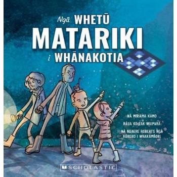 Stolen Stars of Matariki: Maori Edition