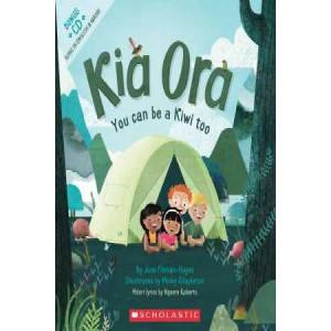 Kia Ora: You Can Be a Kiwi Too