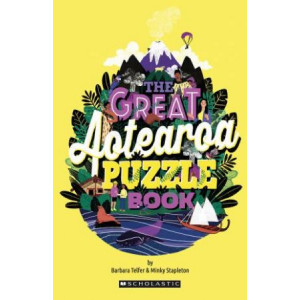 Great Aotearoa Puzzle Book, The