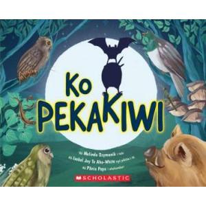 Ko Pekakiwi (Batkiwi Maori)