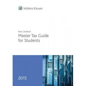 2015 New Zealand Master Tax Guide for Students