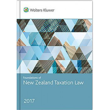 Foundations of Taxation Law 2017