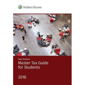 New Zealand Master Tax Guide for Students 2018