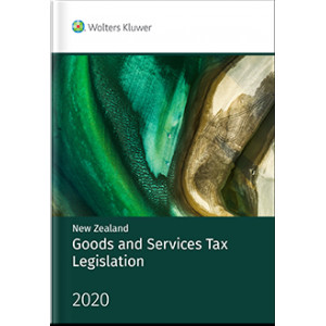 New Zealand Goods and Services Tax Legislation