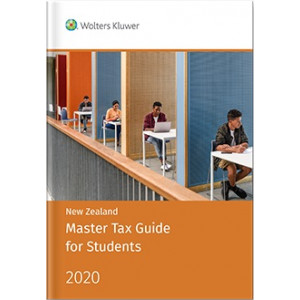 NZ Master Tax Guide for Students 2020