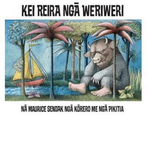 Kei Reira Te Hunga Kowao: Where the Wild Things Are Maori Edition
