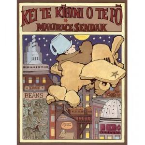 Kei Te Kihini O Te Po: In the Night Kitchen Maori Edition