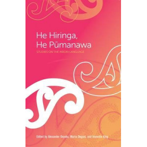 Celebrating the study of te reo Ma?ori in Aotearoa : in honour of Ray Harlow