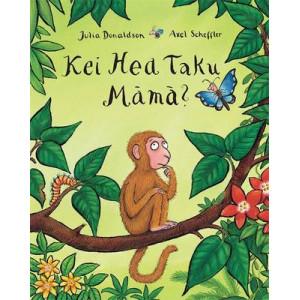 Kei Hea Taku Mama? (Monkey Puzzle)