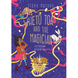 Whetu Toa and the Magician