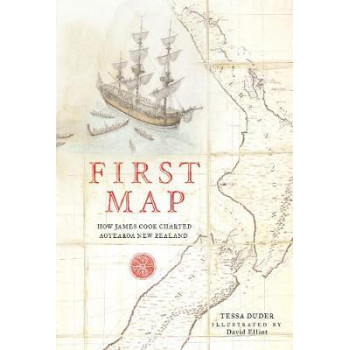 First Map: How James Cook Charted Aotearoa New Zealand
